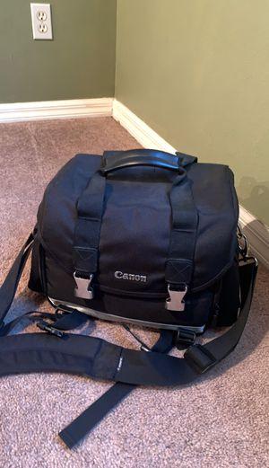 Canon DSLR Camera Bag for Sale in Alafaya, FL