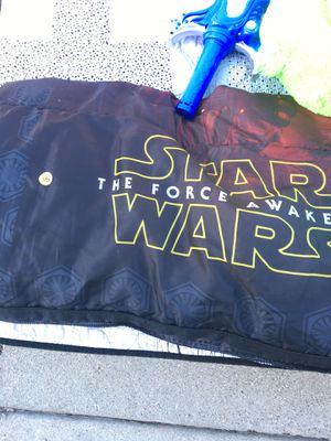 Stars wars sleeping bag for Sale in Rancho Cucamonga, CA