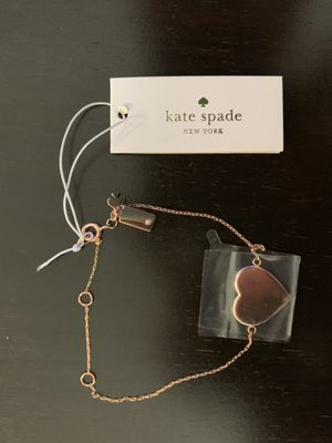 Kate Spade Demi Fine Heart Line Bracelet for Sale in Arlington, VA
