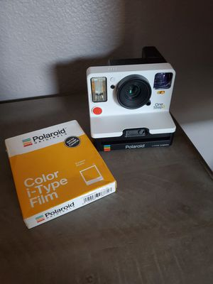 Polaroid Camer and Film for Sale in Rancho Cucamonga, CA