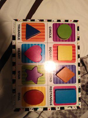 Doug n melissa puzzles 4.00 ea for Sale in Willingboro, NJ