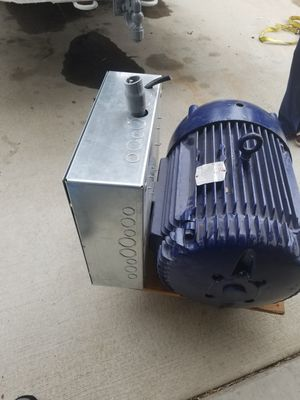 40 HP Phase Converter for Sale in East Wenatchee, WA