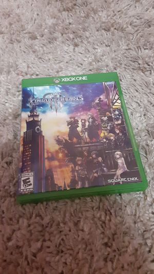 Kingdom hearts 3 for Sale in Fresno, CA