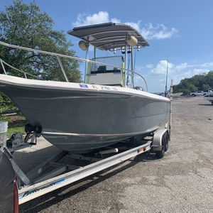 23ft Seafox Openfisherman Boat With 2018 Yamaha Fourstroke for Sale in Miami, FL