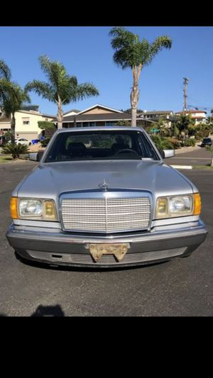 Mercedes Benz turbo diesel for Sale in San Diego, CA