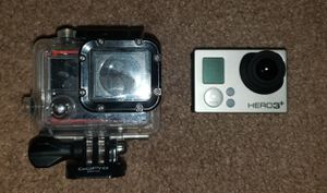 GoPro Hero 3+ Black with Waterproof Case and Floaty for Sale in Mesa, AZ