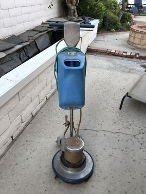 Commercial floor scrubber,buffer for Sale in Rancho Cucamonga, CA