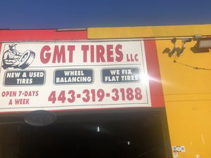 used tires ask for price and size // español for Sale in Arbutus, MD