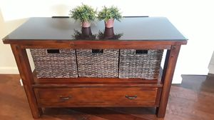 Tv stand or storage table for Sale in Phoenix, AZ