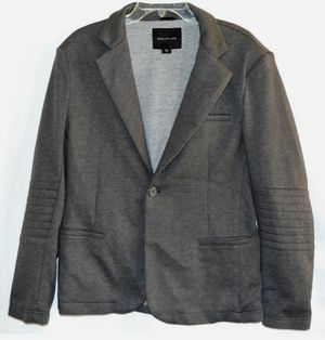 STRUCTURE Mens Gray One Button Unstructured Sport Coat / Blazer Size M for Sale in Lawndale, CA