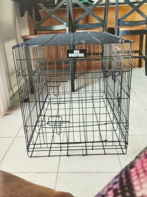Large dog crate for Sale in TEMPLE TERR, FL