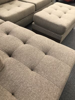 3 Piece Sectional Sofa Brand New (Can Deliver) for Sale in National City, CA
