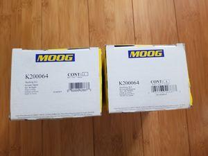Moog K200064 Rear Trailing Arm Bushings Mazda 3 5 Ford Volvo for Sale in Alhambra, CA