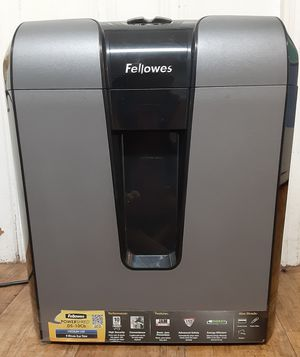 Fellows Paper Shredder DS-10Cb for Sale in Gulfport, FL