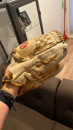 Leather softball glove for Sale in Seattle, WA