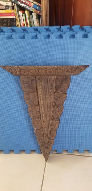 Corbel Wall Shelve..set of 2 for Sale in Miami, FL