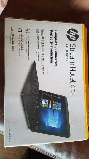 Hp notebook for Sale in Lexington, KY