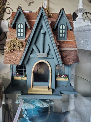 New bird houses $7each brand new for Sale in Rancho Cucamonga, CA