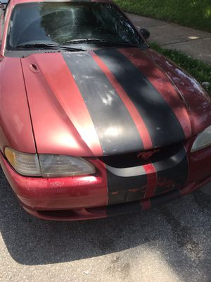 96 Mustang Gt 4.6 V8 for Sale in St. Louis, MO