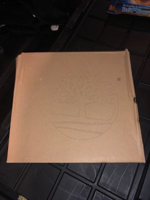Tan timberland boot brand new multiple pair size 4 5.5 6 for Sale in Philadelphia, PA
