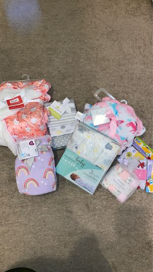 Baby Blankets, and Wash Cloths for Sale in Wilmington, DE