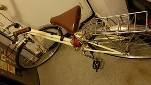 Schwinn Bike, ankle boot and knee hi boot for Sale in Chicago, IL