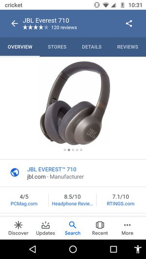 JBL Everest 710 Bluetooth headphones for Sale in Richland, WA
