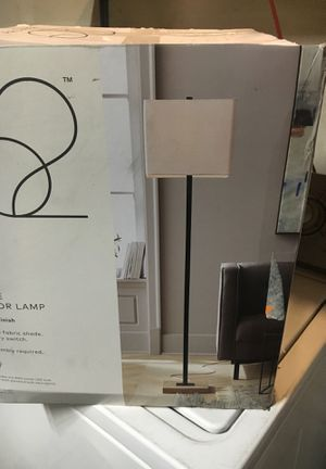Project 62 floor lamp for Sale in Riverside, CA