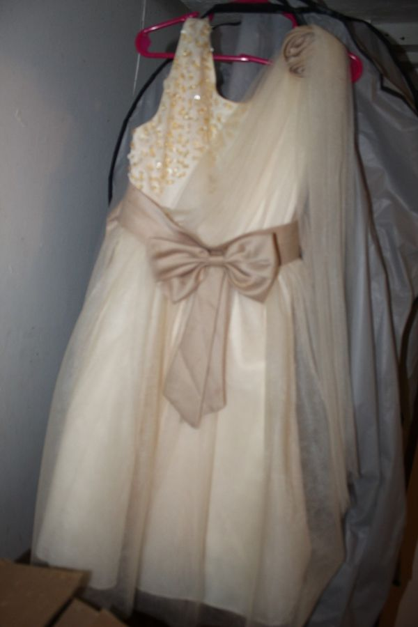 Flower Girl dresses size 10 and size 6