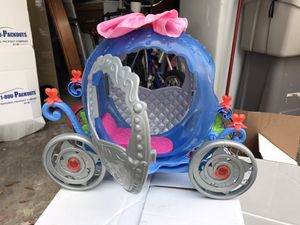 Cinderella pumpkin carriage for Sale in Virginia Beach, VA