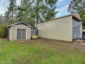 Large RV Cover/carport, portable shop for Sale in Portland, OR
