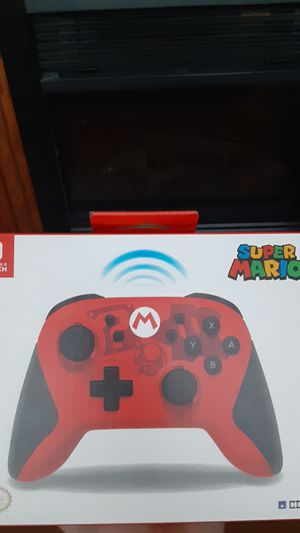 Nintendo switch wireless super mario controller for Sale in Orient, OH
