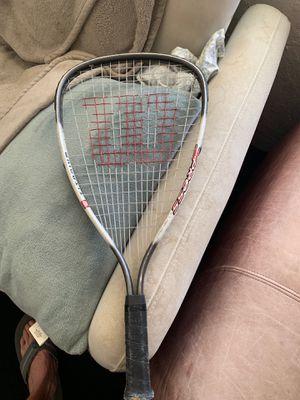 Wilson tennis racket for Sale in St. Petersburg, FL