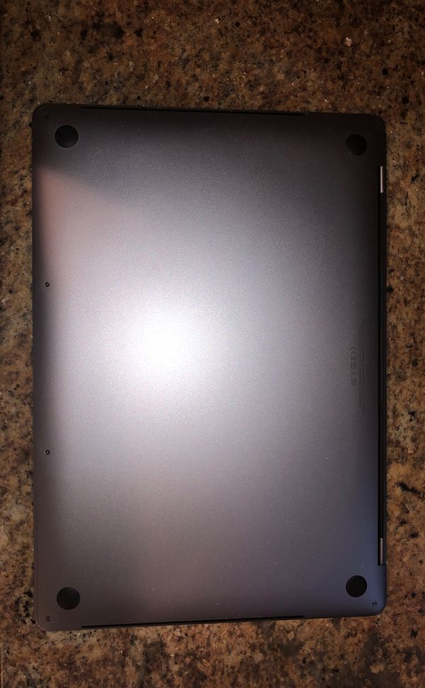 15.4 inch MacBook Pro Touchpad - Space Gray