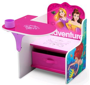 Kids chair desk new 2 to 6yrs New for Sale in Houston, TX