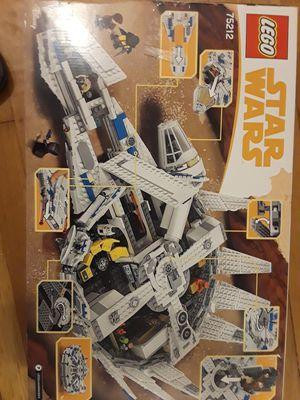 Star Wars millennium falcon 75212 for Sale in Dallas, TX