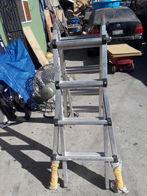 Multi task ladder for Sale in Los Angeles, CA