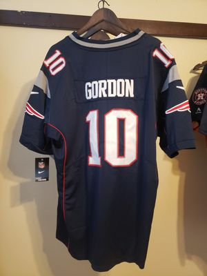 Brand New Josh Gordon LG Jersey! for Sale in Spring Hill, FL