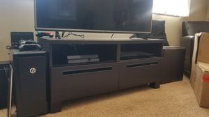 Entertainment stand console. Must go! for Sale in Minneapolis, MN