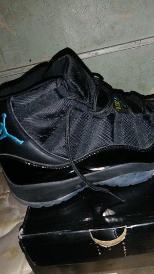 Jordan retro 11 gamma blues for Sale in Detroit, MI
