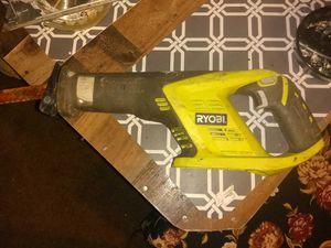 RYOBI SAW-SAW (needs battery) for Sale in Odessa, TX