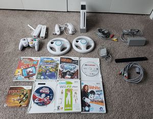 Wii IN PERFECT CONDITION for Sale in Ashburn, VA