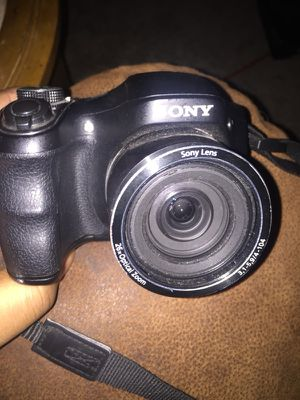 Sony camera for Sale in Highland Hills, OH