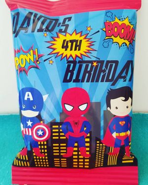 Birthday Chip Bags for Sale in Tucson, AZ