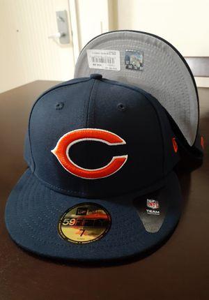 Chicago Bears New Era 5950 Caps for Sale in Chula Vista, CA