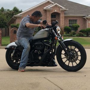 Iron 883 2009 Harley Davidson for Sale in Arlington, TX