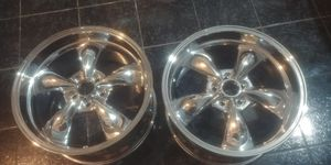 Chrome rims for Sale in Channelview, TX