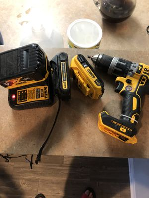 Dewalt Drill/Compact Driver combo!! for Sale in Friendswood, TX