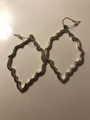 Silver Earrings for Sale in North Richland Hills, TX