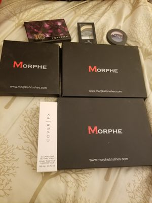 Morphe makeup for Sale in Chicago, IL